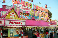 Alberta, Virginia fairground fun