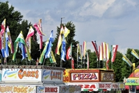 Seattle, Washington state and county fairs